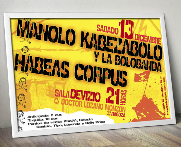 Diseño cartelería Zaragoza